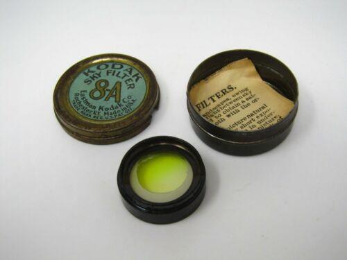 Kodak Sky Filter 8-A Vintage Collectible