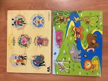 Wiggles Puzzle & Animals Puzzle Kardinya Melville Area Preview