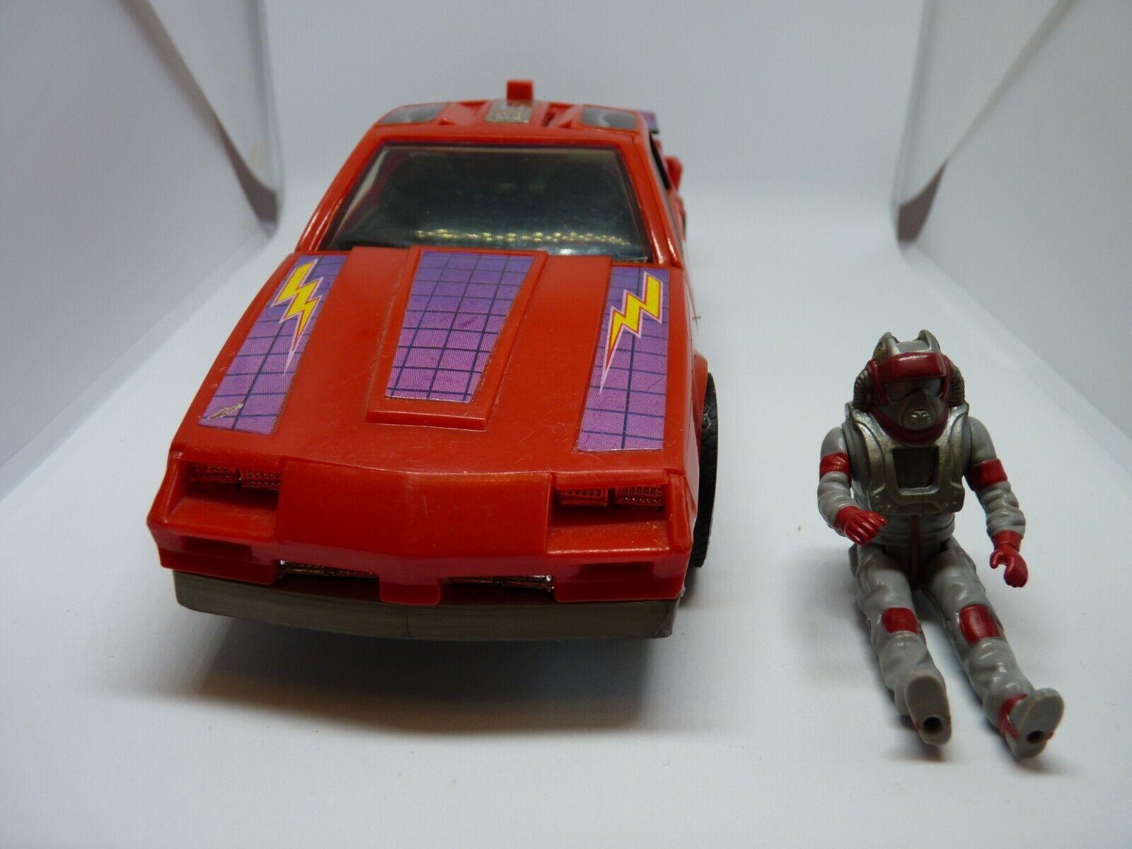 M.A.S.K. - Thunderhawk mit Matt Trakker - Fahrzeug - Gebraucht - 1985