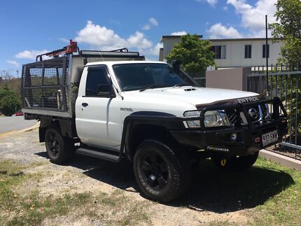 Wanted: Nissan Patrol 2008 GU  DX cab chassis
