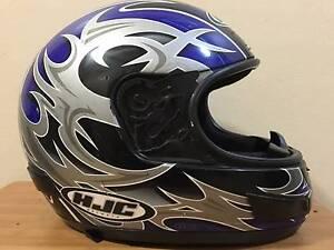HJC MX kids Helmet - few broken parts North Parramatta Parramatta Area Preview