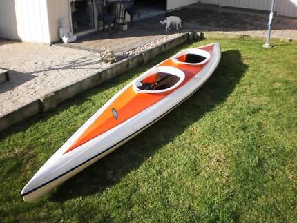 Kayak tandem Royal Park Charles Sturt Area Preview