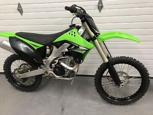 ***REDUCED*** 2009 Kawasaki kx250f