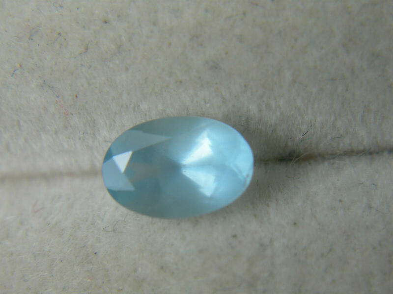 0.40ct extremely rare gem Blue Sodalite Gemstone Afghanistan Fluorescent gemmy