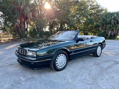 1993 Cadillac Allante  **** 1993 CADILLAC ALLANTE 300HP NORTHSTAR V8 LOW MILES ****