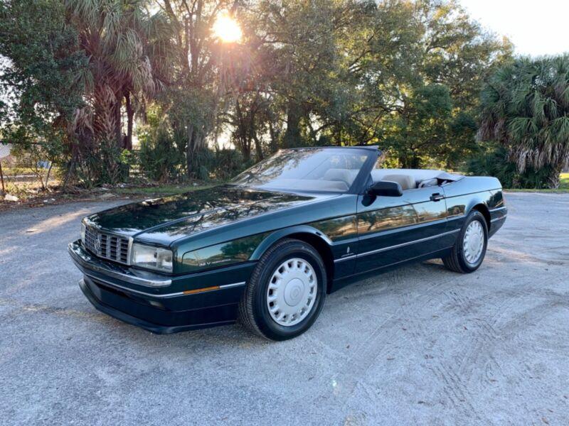 Image 1 Voiture Américaine d'occasion Cadillac Allante 1993
