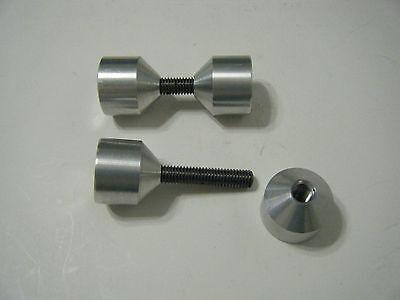 Davis 1 14-two Hole Pin-6061 Aluminium- 38-16