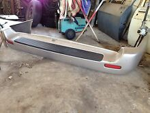 105 series Toyota landcruiser rear bumper Appin Wollondilly Area Preview