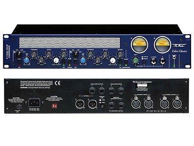Dual Valve Microphone (TL Audio C-1 Dual Valve Compressor ,Mic Preamp, Open Box Display unit )