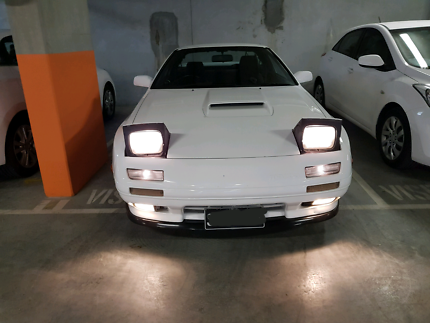 Selling Mazda RX7 series 5 FC3S