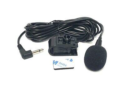 Car Stereo Radio BT Bluetooth Microphone 3.5mm.Sony JVC Kenwood Alpine others
