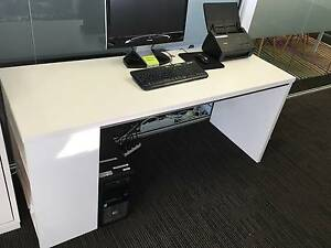 White Office Desk Woollahra Eastern Suburbs Preview