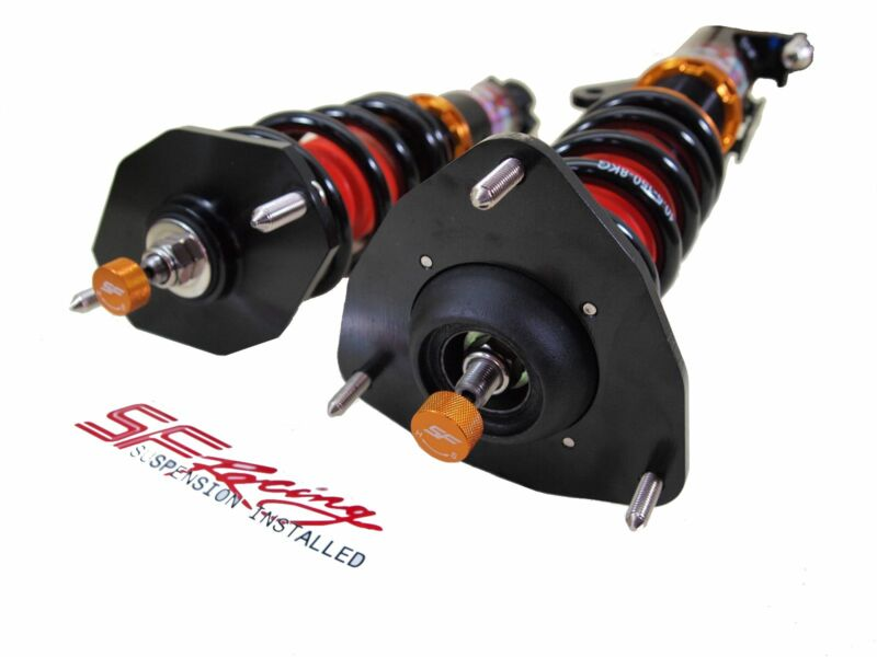 BMW Z3 Z4 Series E36 E85 E89 SF Racing Suspension Coilover Kit Shock Absorber