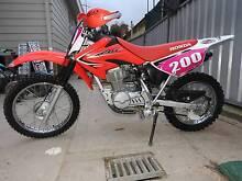 HONDA CRF 80 2013 Kurri Kurri Cessnock Area Preview
