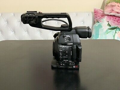 Canon C100 Mk2 Digital Camera MINT Boxed REDUCED !!!