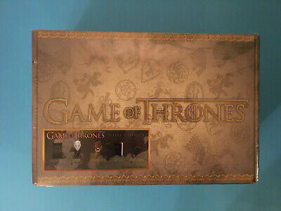 Game Of Thrones Culturefly Collectors Box Mystery Item Vinyl, Decal, Journal NEW