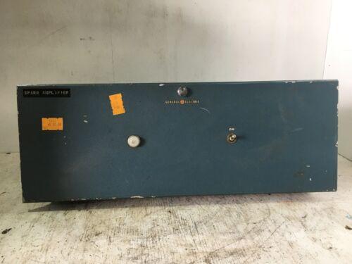 General Electric Amplifier