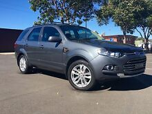 2011 Ford Territory TS AWD Diesel 7 seat Cumberland Park Mitcham Area Preview