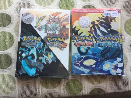 Pokémon game guides