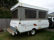 Coromal off-road pop top caravan Austins Ferry Glenorchy Area Preview