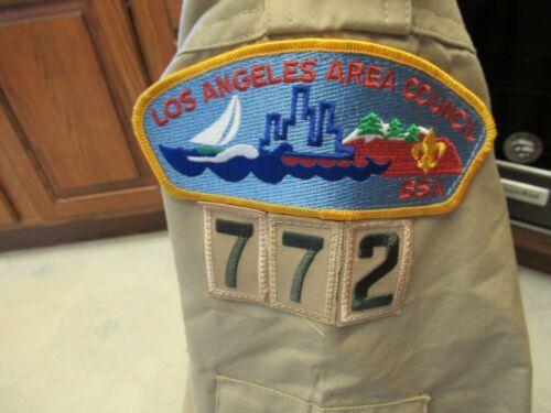 Boy Scouts America BSA uniform shirt Men