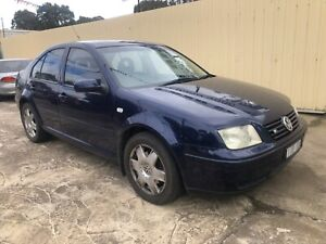 2000 Volkswagen Bora 2.3L V5 Automatic Sedan Fawkner Moreland Area Preview