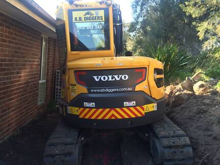 AB DIGGERS-Efficiency In Earth Newcastle Area Preview