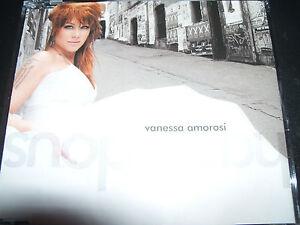Vanessa Amorosi Hazardous Australian CD Single - New