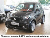 Smart ForTwo coupe passion*PANORAMA*BLUETOOTH*SiTZHZG*