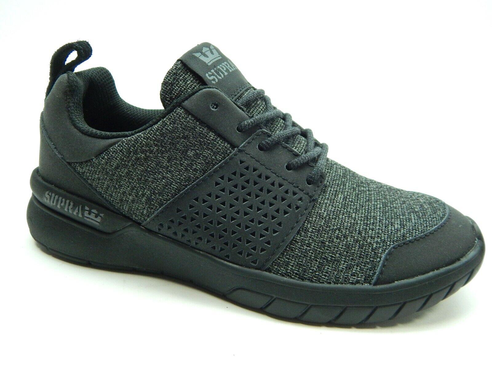 SUPRA Womens Scissor Shoes 98027 Black