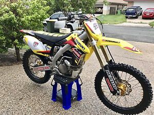 2013 rmz 250 injected great Condition Ready To Ride Rothwell Redcliffe Area Preview