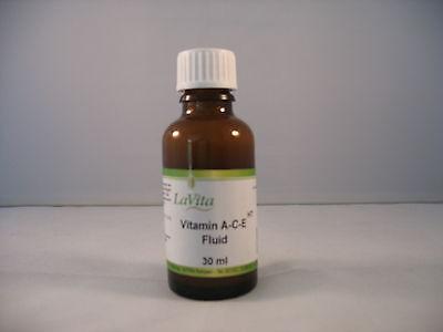 LaVita Vitamin A-C-E Fluid 30ml (29,33€/100ml)