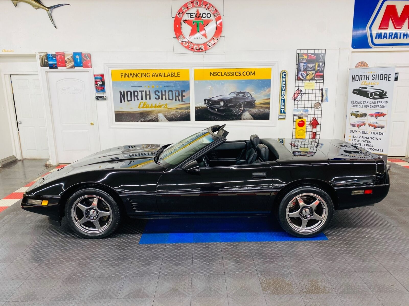 1992 Black Chevrolet Corvette   | C4 Corvette Photo 10