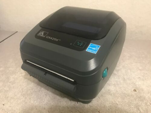 Zebra GX420D Label Printer Quick Ship
