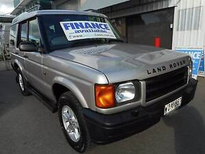2001 LAND ROVER DISCOVERY TD5 SERIES 2, 5 SPEED MANUAL, BOOKS !! Edwardstown Marion Area Preview