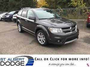 2017 Dodge Journey GT | AWD | LEATHER | BACK CAM | HEATED SEATS