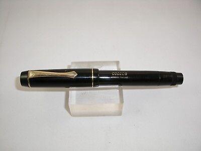 Rare 1930s Kaweco Colleg55A Fountain Pen Piston large Ink Window Kaweco gold nib