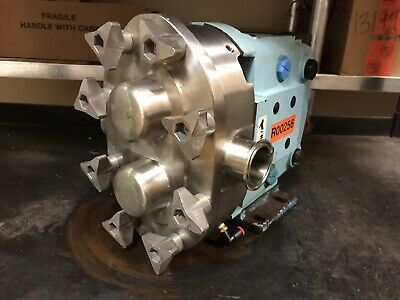 Waukesha 030 Rotary Positive Displacement Pump