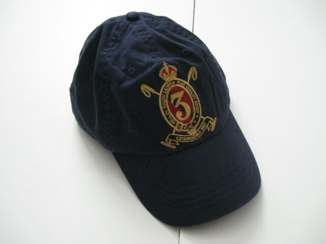 ralph lauren polo baseball cap ebay men navy embroidered crest patch sports  amazon black 99765d159db