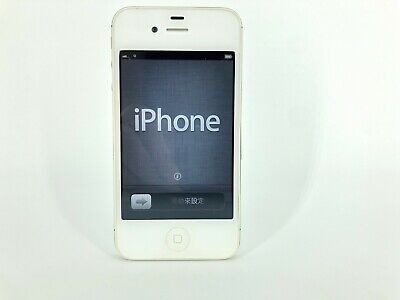 Apple iPhone 4s - 16GB - White (Verizon) A1387 (CDMA + GSM) -Unlocked- Fast Ship