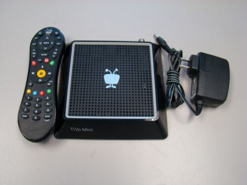 Tivo Mini Model TCDA92000 with remote, power supply **Lifetime Subscription**