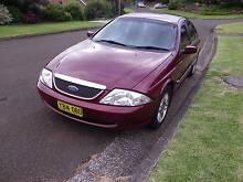 2002 Ford Fairmont Sedan Gerringong Kiama Area Preview