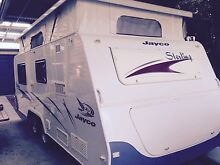 Jayco Sterling Potop Jacobs Well Gold Coast North Preview