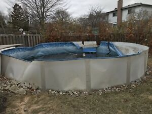 Pool Removal Service