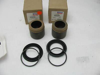 (x2) OEM Front Disc Brake Caliper Replacement Phenolic  Pistons 4364780
