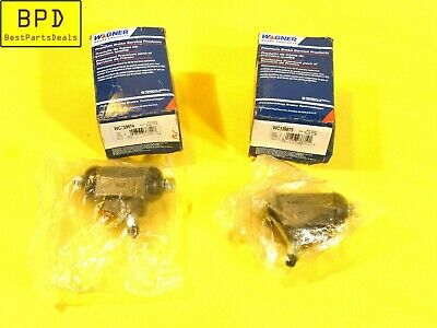 - Set Of 2 Drum Brake Wheel Cylinders Rear Left-Right WAGNER WC139974 WC139973
