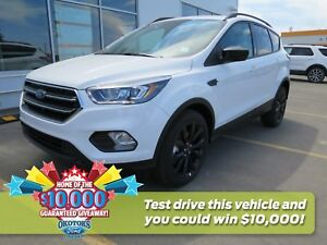 2017 Ford Escape SE 1.5l Ecoboost SE with Sport appearance pa...