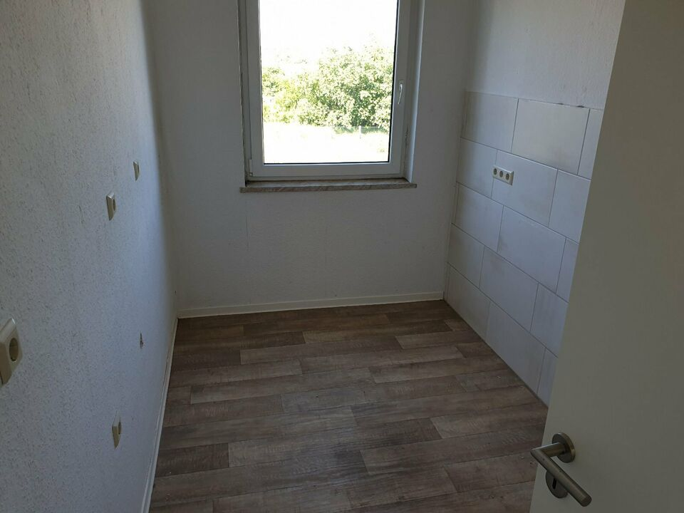 3-Raum Wohnung ruhig mit Garage, Keller und Wäscheraum in Tornau