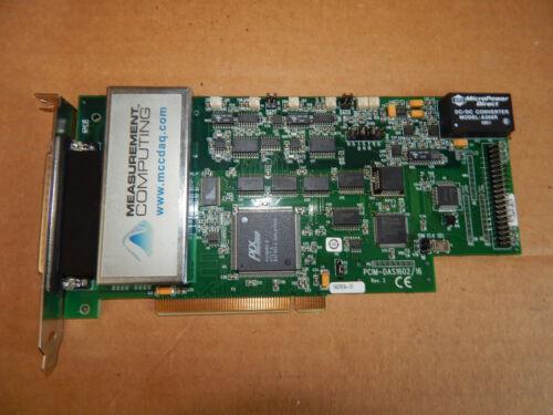 Measurement Computing PCIM-DAS1602/16 Rev. 3 Computer Board