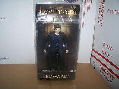 NEW Twilight MOVIE New Moon Edward Action Figure New Neca Toys